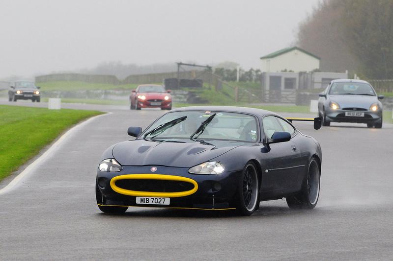 Jaguar Track Day 2016