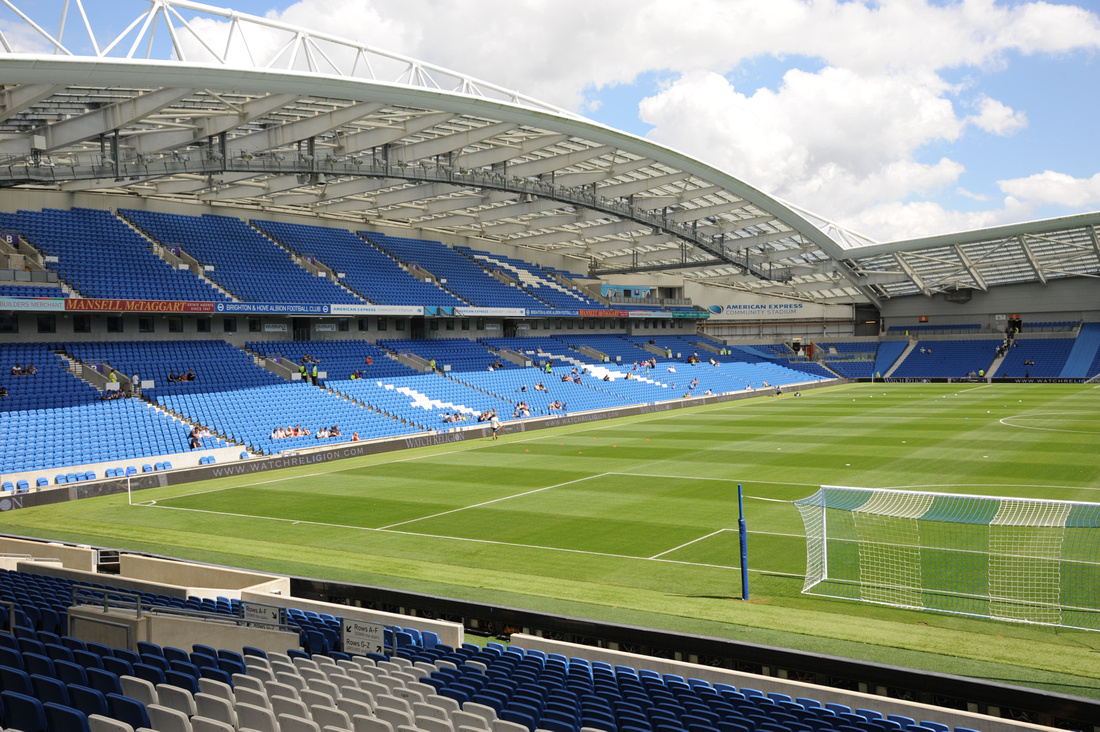 Brighton and Hove Albion v Lazio